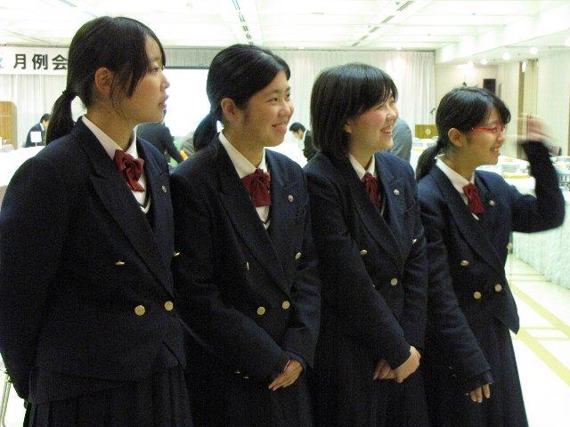 那珂川町立福岡女子商業高等学校